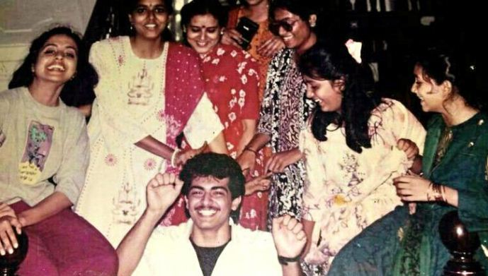 Ajith's Money Shortage Made Him Commit In This Film!