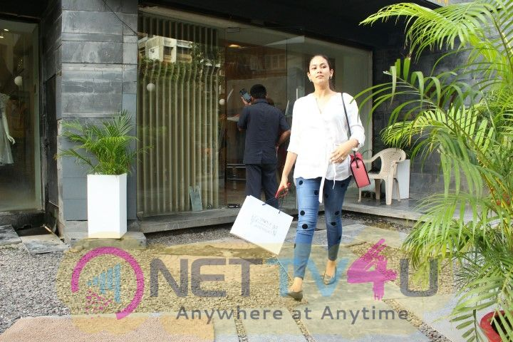 Mira Rajput Visited Bandra