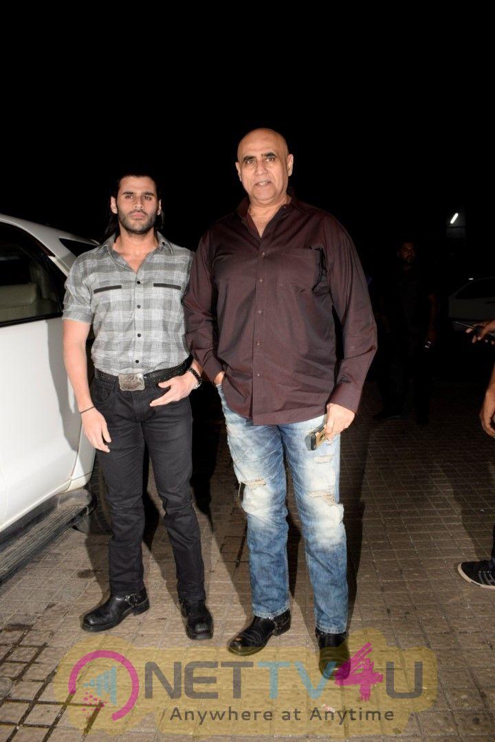 Screening Of Race3 At Pvr Juhu Rocking Stills  Hindi Gallery