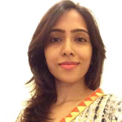 Neha Gnanavel Raja Hindi Actress
