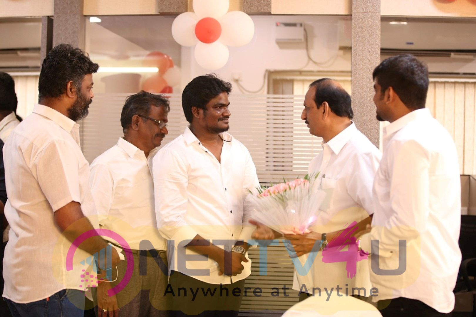 SRS Productions India Launch Tamil Gallery