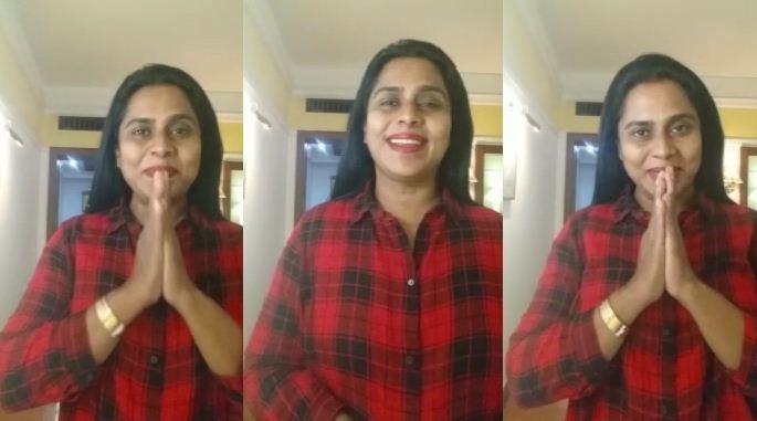 Viji Chandrasekhar Thanks, The Government For Awarding Her!