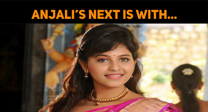 Anjali's Next Has Mani Ratnam Connection!