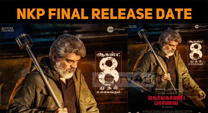 Nerkonda Paarvai Latest Update! As Expected…