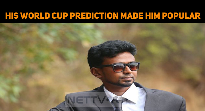 Young Astrologer's World Cup Prediction Get Him..