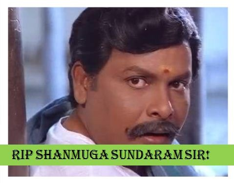 Karagattakaran Fame Shanmuga Sundaram Is No More!