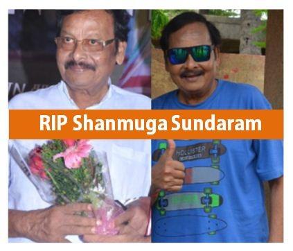 Nadigar Sangam Mourns Shanmuga Sundaram's Death..