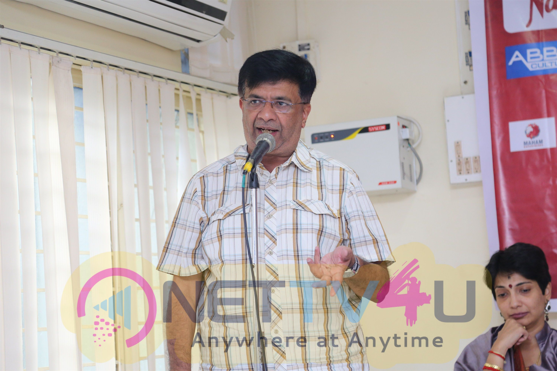 Actor Y G Mahendran Press Meet Regarding YGP's 100th Birth Centenary Celebration Photos