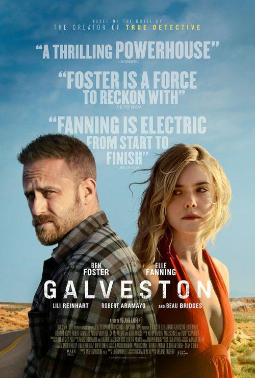 Galveston Movie Review