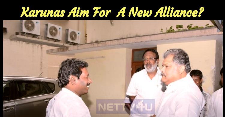 Karunas Aim For  A New Alliance?