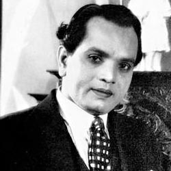 P. K. Raja Sandow Hindi Actor