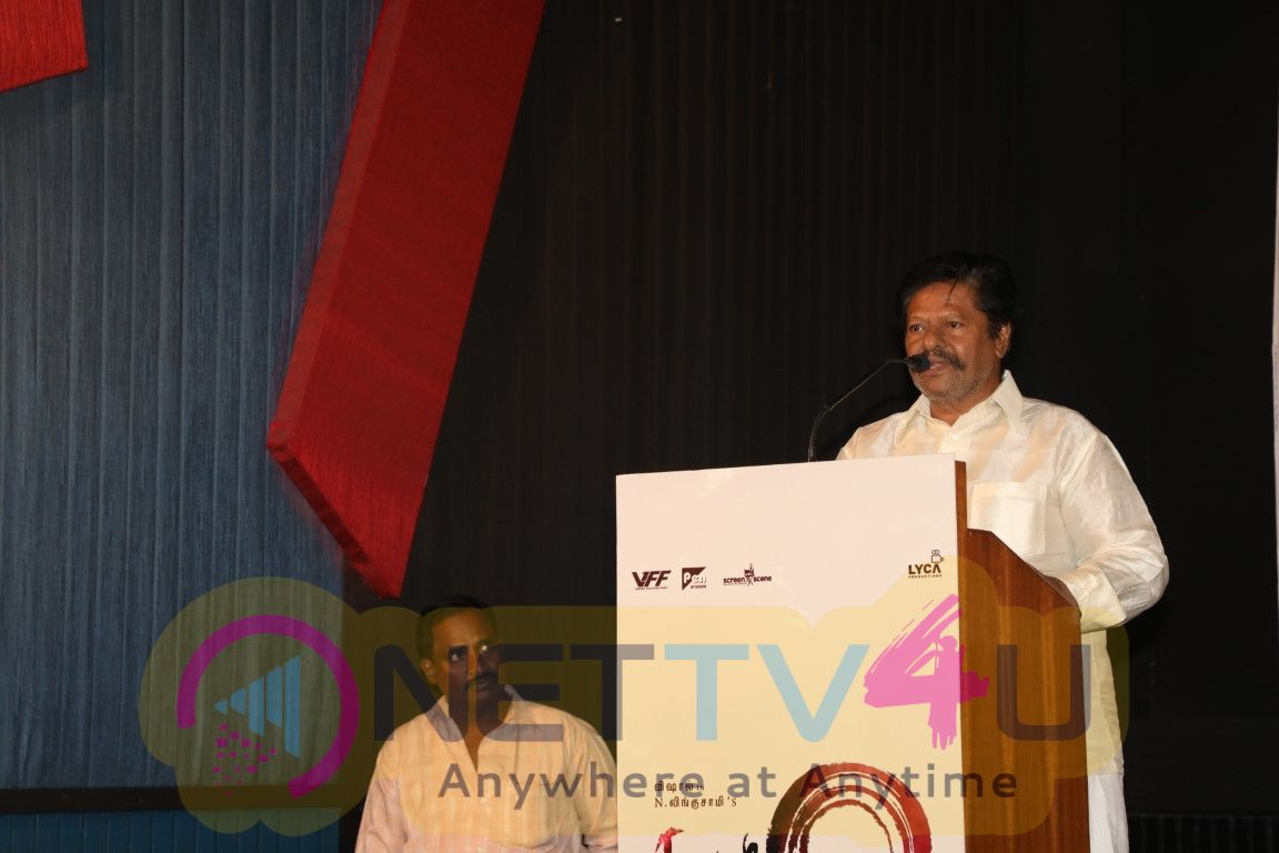 Sandakozhi 2 Pre Release Event Photos