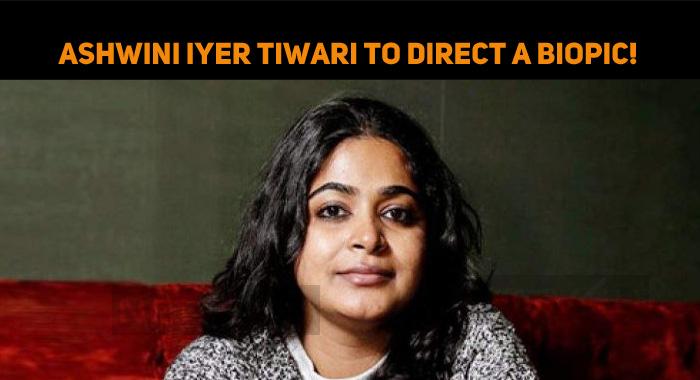 Ashwini Iyer Tiwari To Direct Infosys Narayana ..