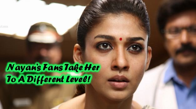 Nayantara's Aramm Takes Her To  A Different Pat..