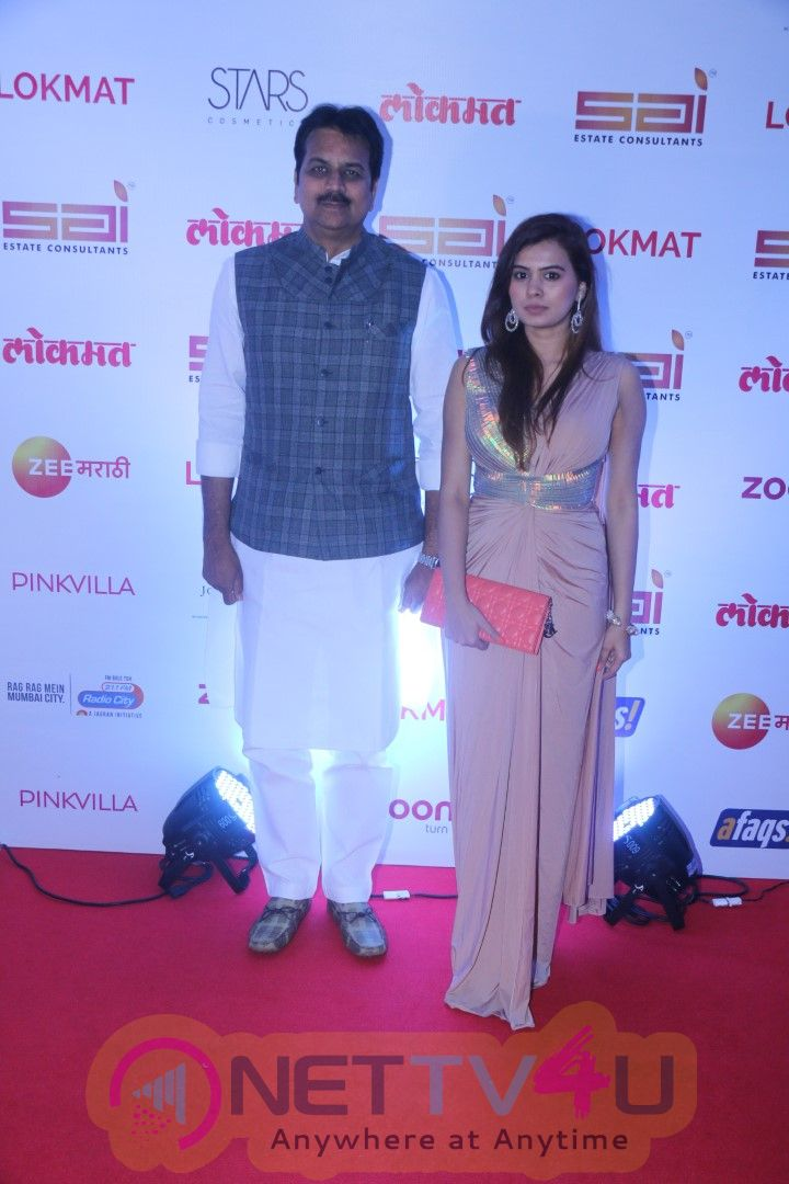 Star Studded Red Carpet Of 2nd Edition Of Lokmat Maharastra's Most Stylish Awards Hindi Gallery