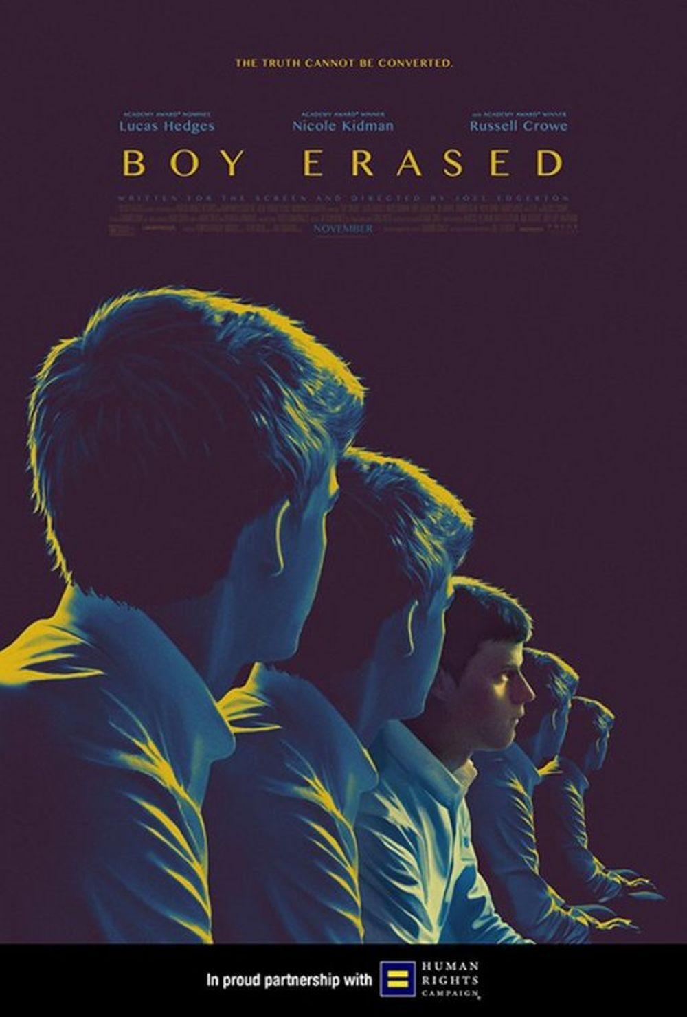 Boy Erased Movie Review English Movie Review