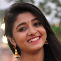 Aditi Menon Tamil Actress