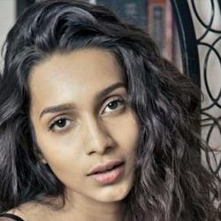 Sanchana Natarajan Tamil Actress