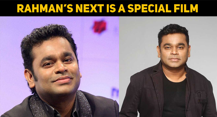 AR Rahman To Join This Director For The First T..