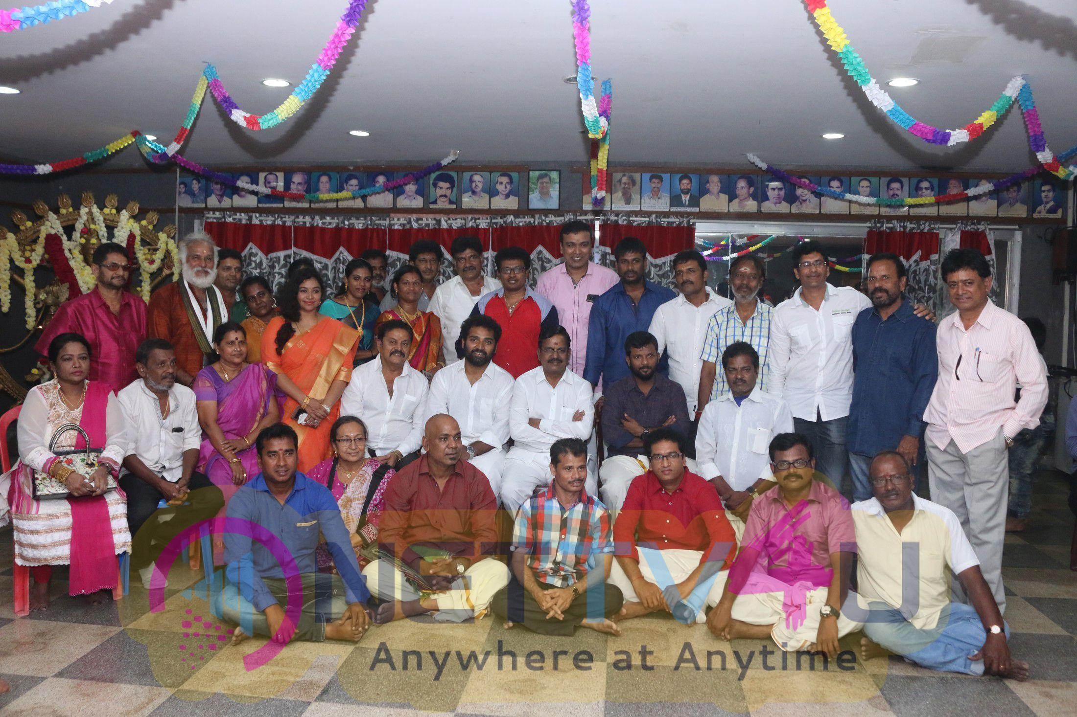 Pongal Celebrations At Tamil Nadu Cine And Television Dancers And Dance Directors Association Stills