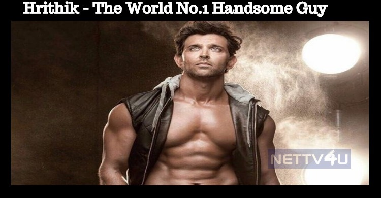 Hrithik Is The World's Handsome Star!
