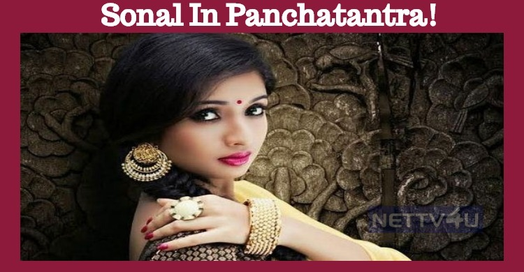 Sonal In Panchatantra!