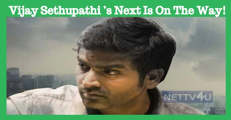 Vijay Sethupathi's Complete Comedy Entertainer Is On The Way!