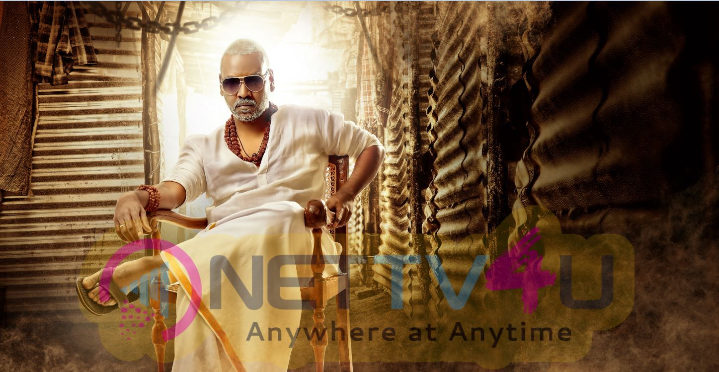 Muni 4 Kanchana 3 Movie Motion Poster In Raghava Lawrence