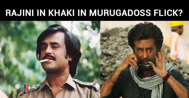 Super-Hot News: Superstar's Role In AR Murugadoss Movie Is Out! Thalaivar In Khaki?