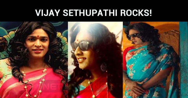 Vijay Sethupathi Rocks!