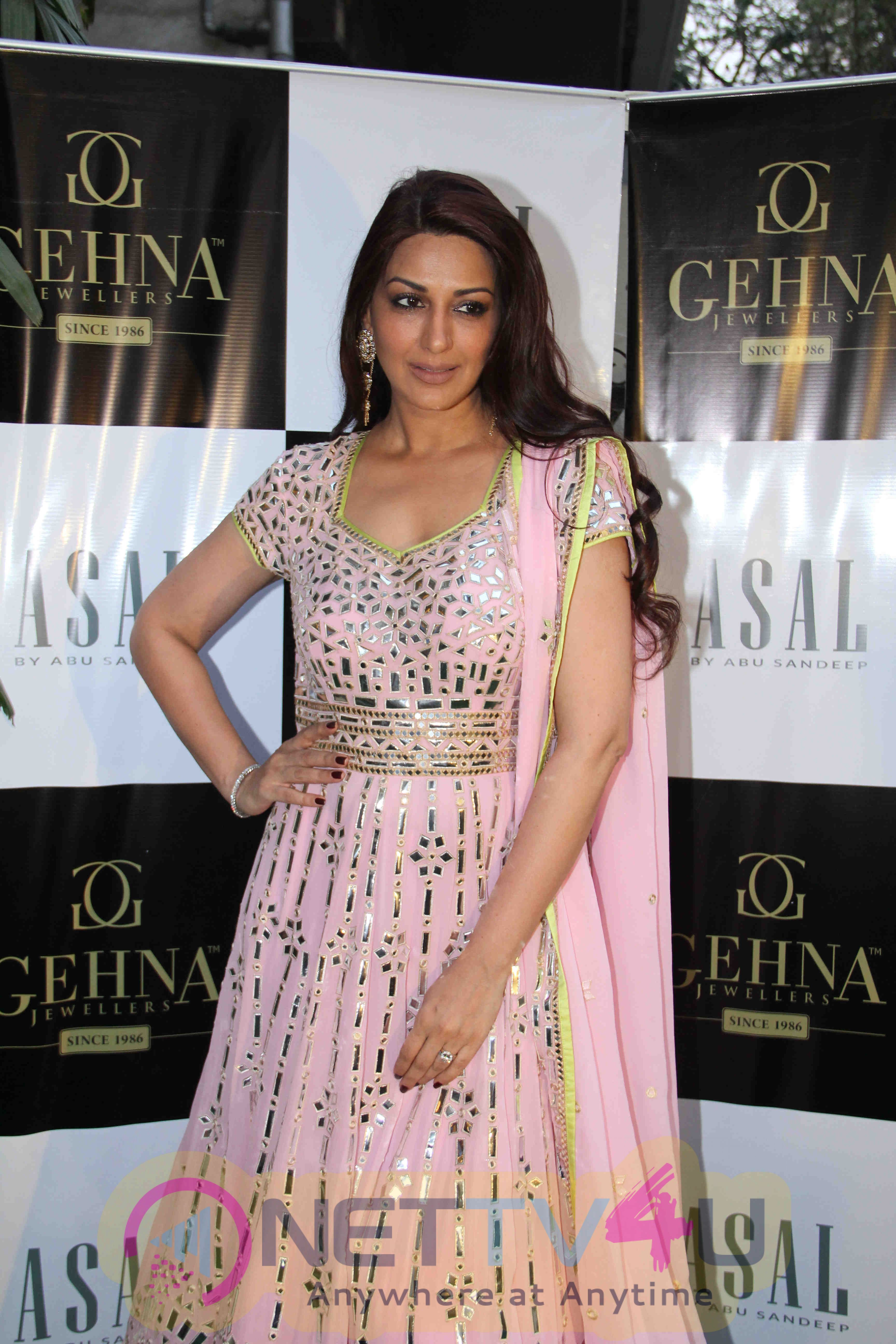 Launch Of ASAL By Abu Sandeep's Collection For Gehna Photos