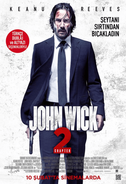 John Wick 2 Movie Review English Movie Review