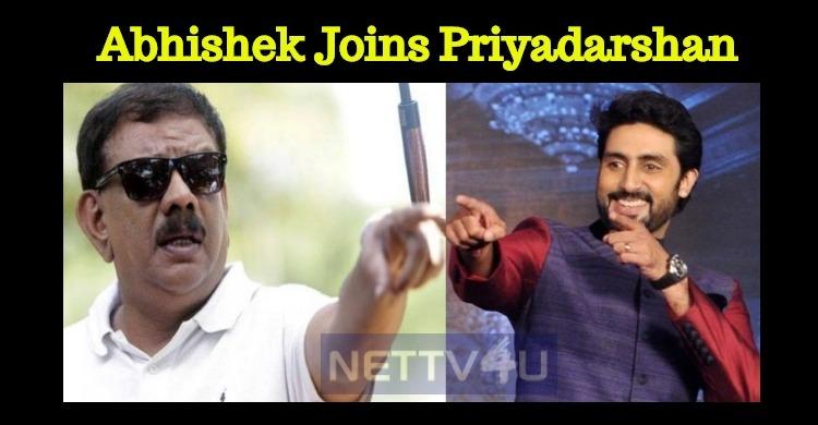 Abhishek Bachchan Joins Priyadarshan!