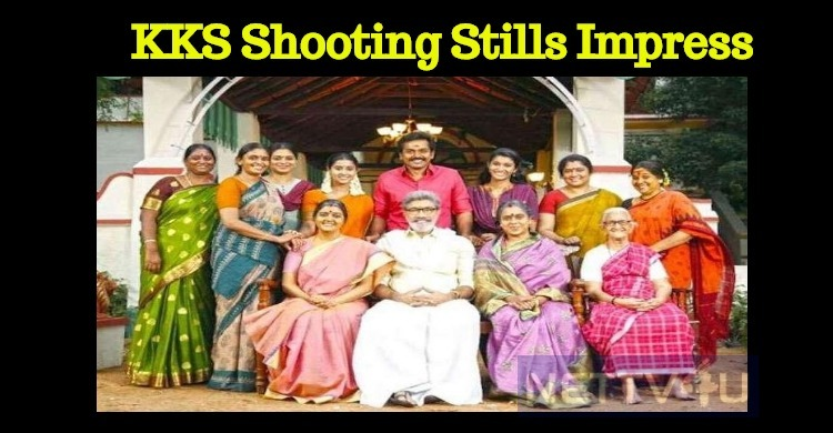 Karthi's Family Entertainer Attracts With Its Shooting Stills!