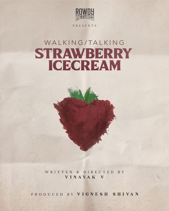 Walking Talking Strawberry Icecream Movie Review
