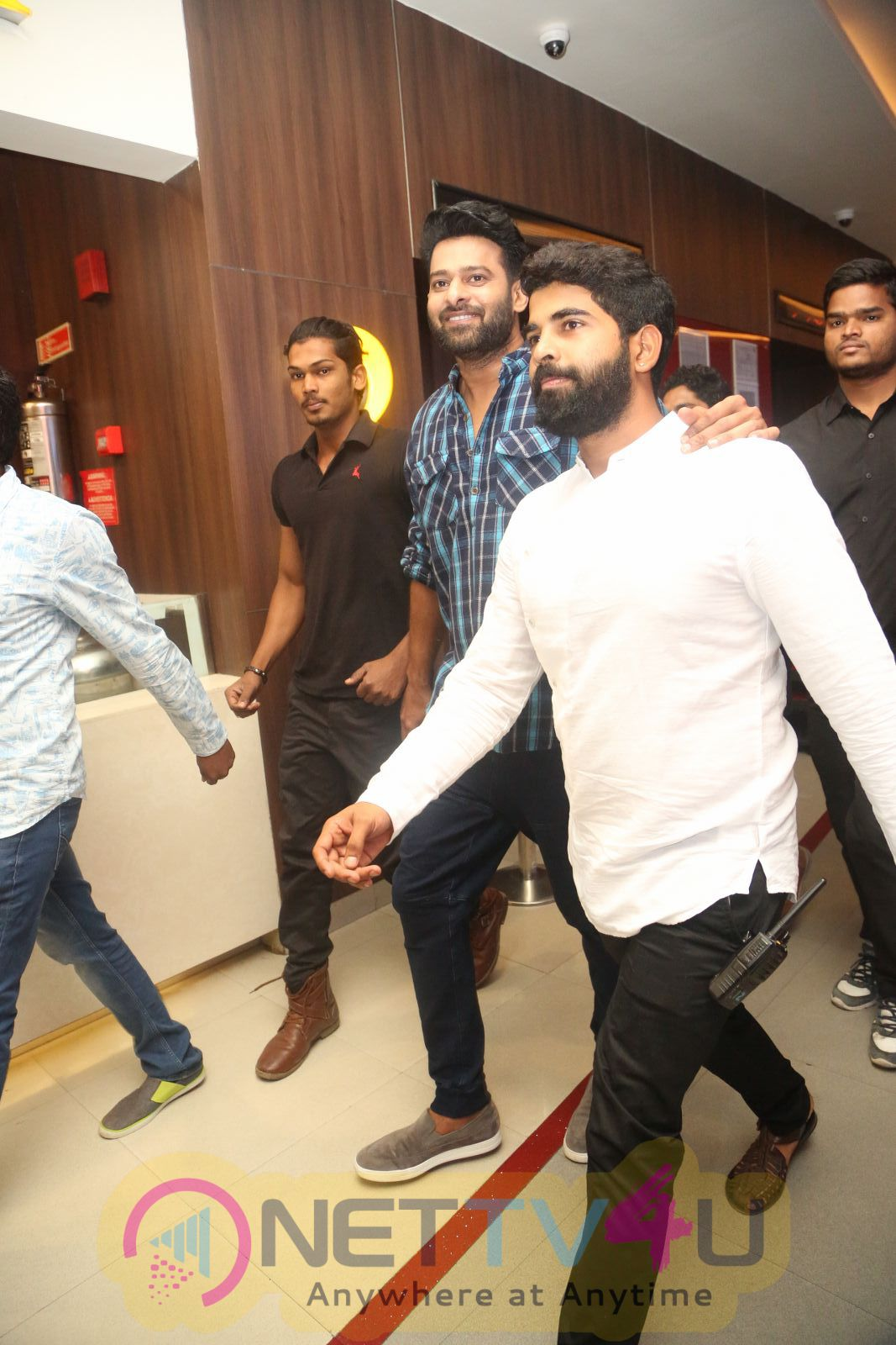 Bahubali 2 Exclusively Trailer Launch Photos