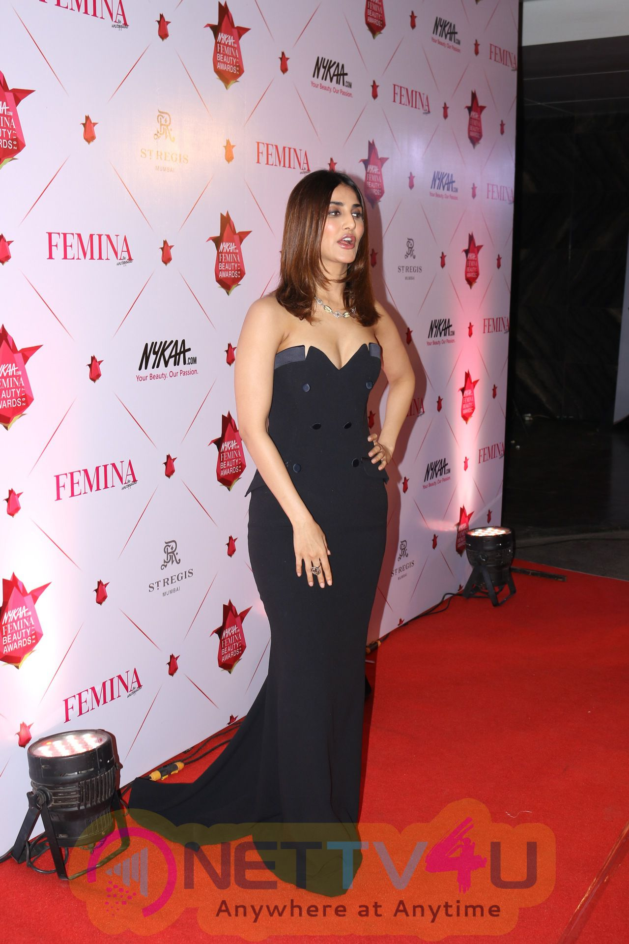 Femina & Nykaa Host 3rd Edition Of Nykaa Femina Beauty Awards 2017 Cute Photos