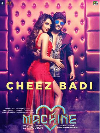 Machine Hindi Movie Review
