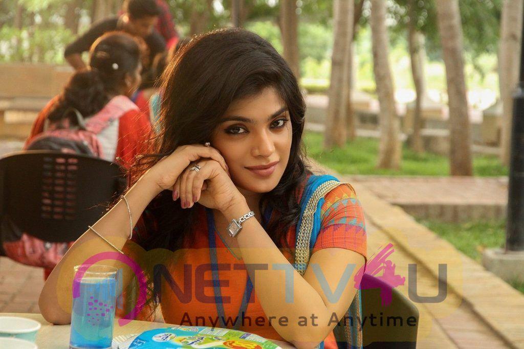 Aathmika Latest Pics