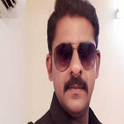 Actor Kamlesh Pandey