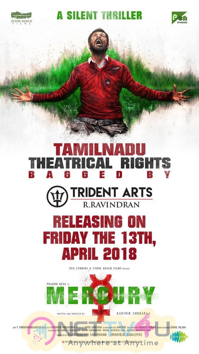 Mercury Movie Poster Tamil Gallery