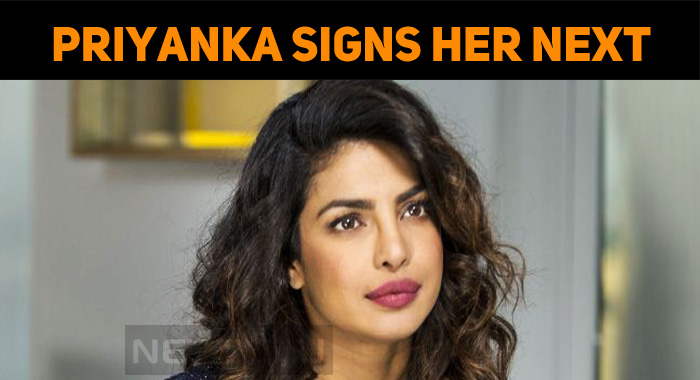 Sky Is Pink For Priyanka!