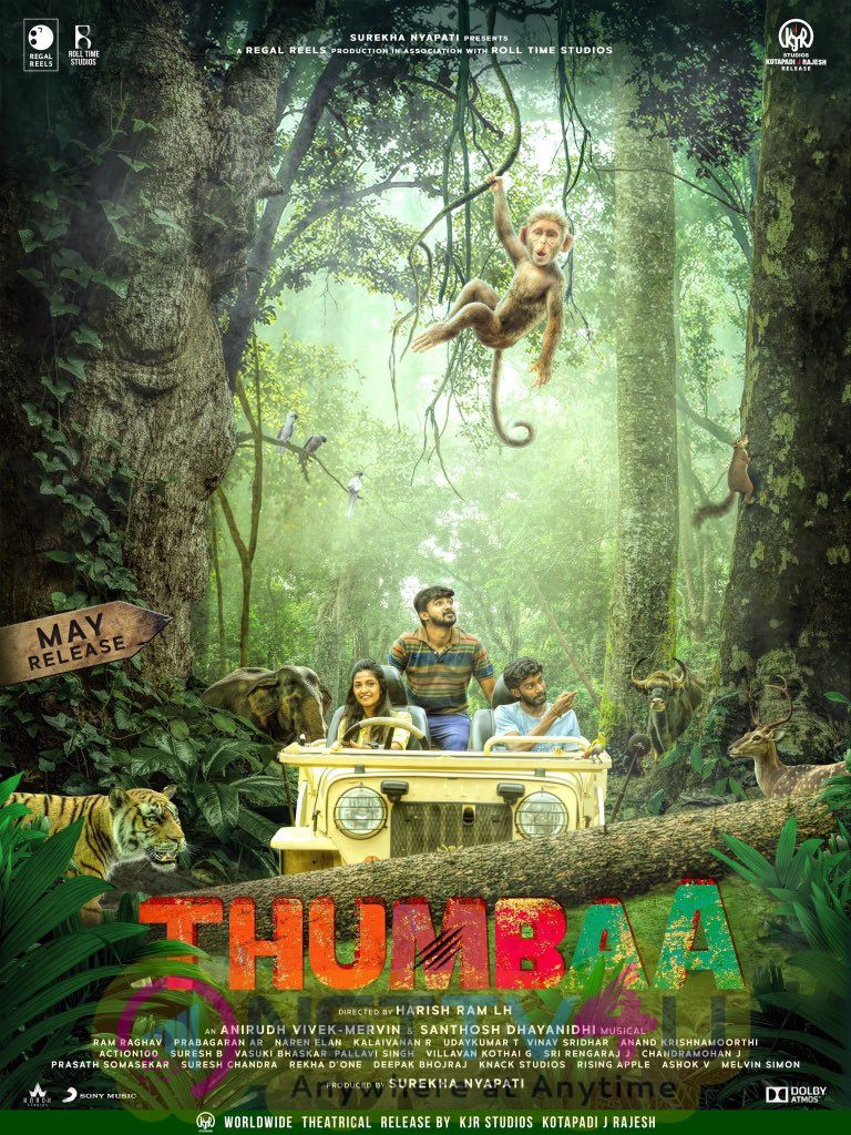Thumbaa Movie Poster Tamil Gallery