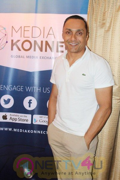 Rahul Bose At 6th Edition Of Master Class MET-IMM