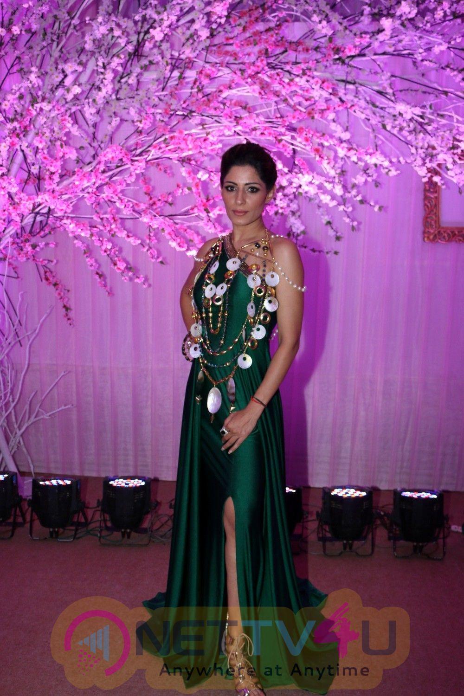 Ladies go ramp to showcase Bold Campaign & Zircon Jewelry