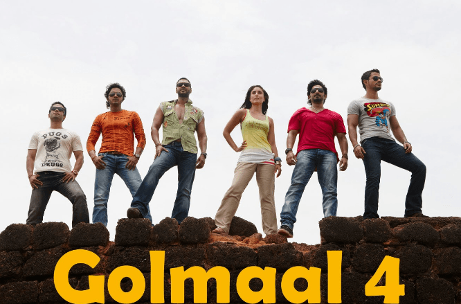 Golmaal 4 Movie Review Hindi Movie Review