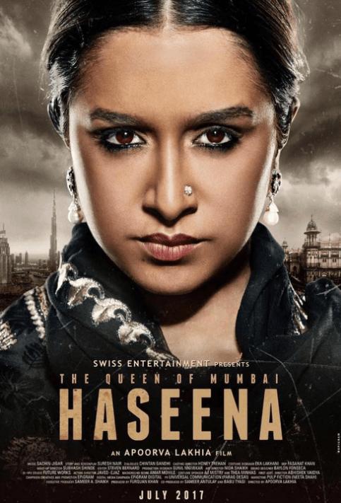 Haseena Parkar Movie Review
