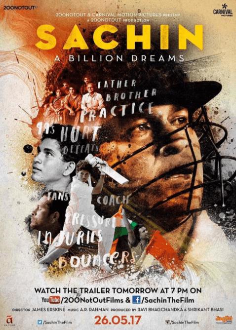 Sachin A Billion Dreams Movie Review Hindi Movie Review