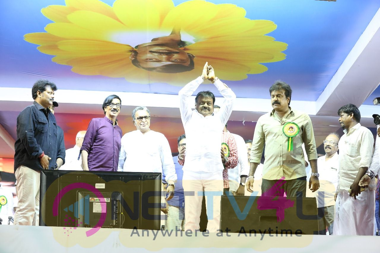 Captain Vijayakanth 40 Years Celebration Event Images