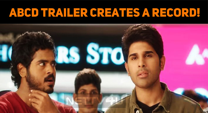 ABCD Trailer Creates A Record!